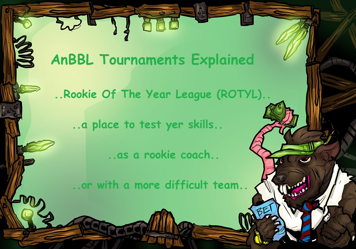 ROTYL explained.
