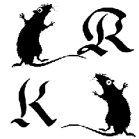 Ratten Kameraten team badge