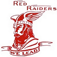 Red Raiders team badge